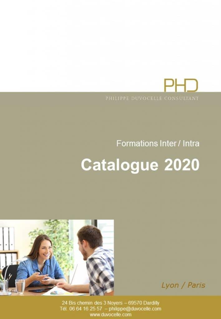 Voir LE CATALOGUE 2020